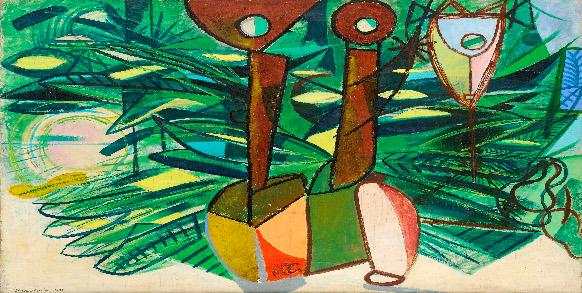 Cícero Dias | um percurso poético